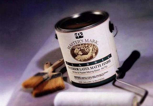 油漆十大品牌 世界上最好油漆品牌!