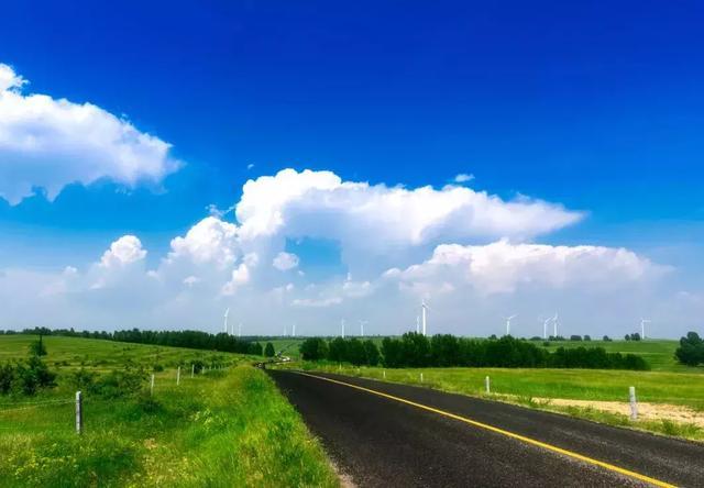 草原天路,真的是太美了,看一眼沉迷在这里