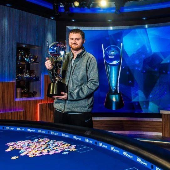 后来居上,David Peters摘走美国扑克公开赛最佳牌手称号