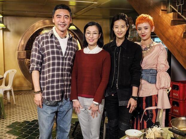 刘德华和郑秀文再搭档,第十次演情侣勾起回忆杀!