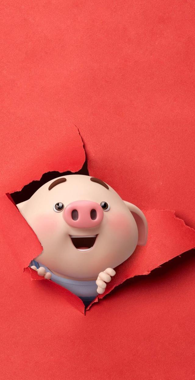 2019猪年招财手机壁纸推荐 24张猪年开运壁纸 祝大家猪事顺利!