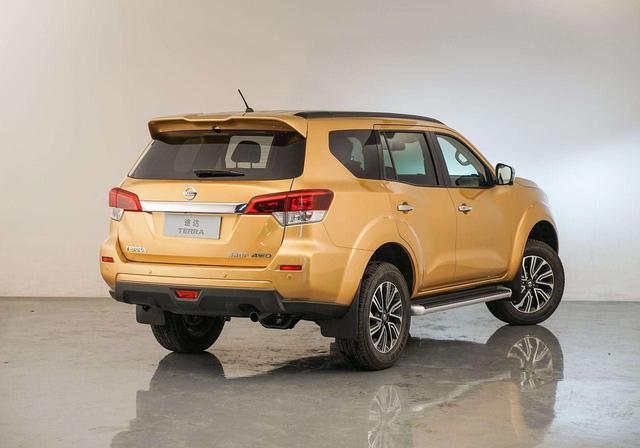 尺寸超越霸道,硬派风格大型SUV,入手价格仅16万出头