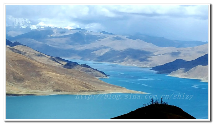 西藏之旅:从羊湖到班公湖