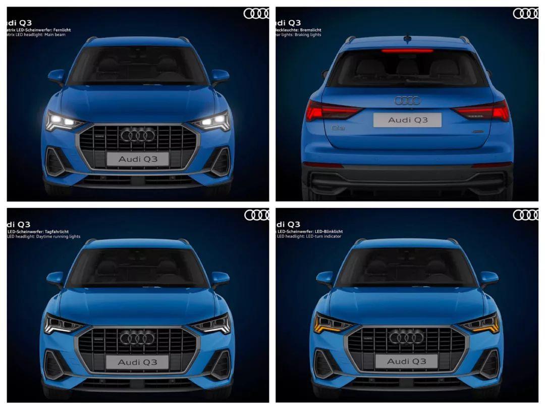 时隔6年终将换代,奥迪Q3新老车型对比,全新Q3有哪些进步?