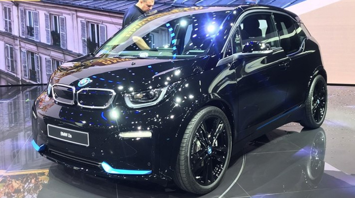 2018巴黎车展系列解读——新能源汽车