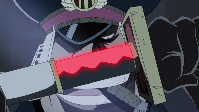 海贼王: 卡普证实巴沙斯实力, 完全可以担任黑胡子海贼团一号船长