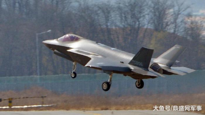 军事资讯_今日军事快讯:2架f-35a到货了:韩国空军迎来了隐形战机时代