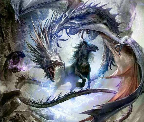 远古神话最强五位天地至尊,洪荒龙祖勉强上榜,第一掌控混沌神器