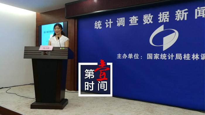 上半年桂林主要指标数据来了 市民关心的都在这