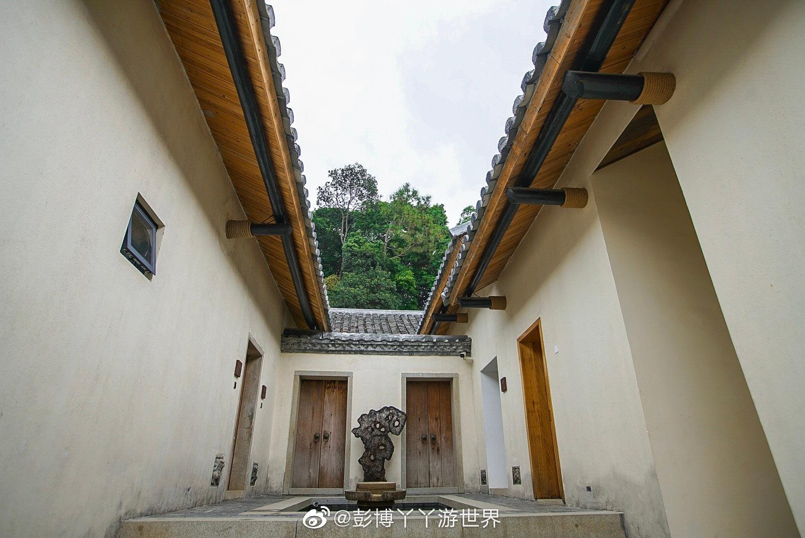 新年的惠州旅行 走访了很多有意思的民宿