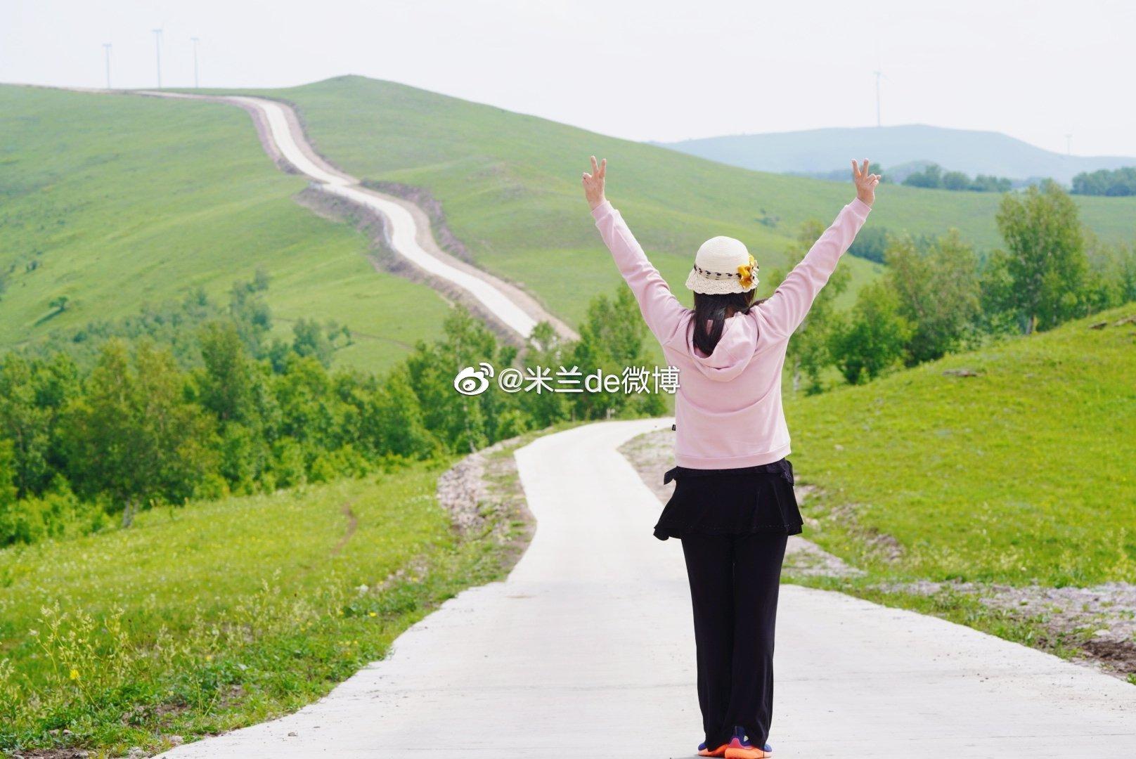 驰骋在京北第一天路