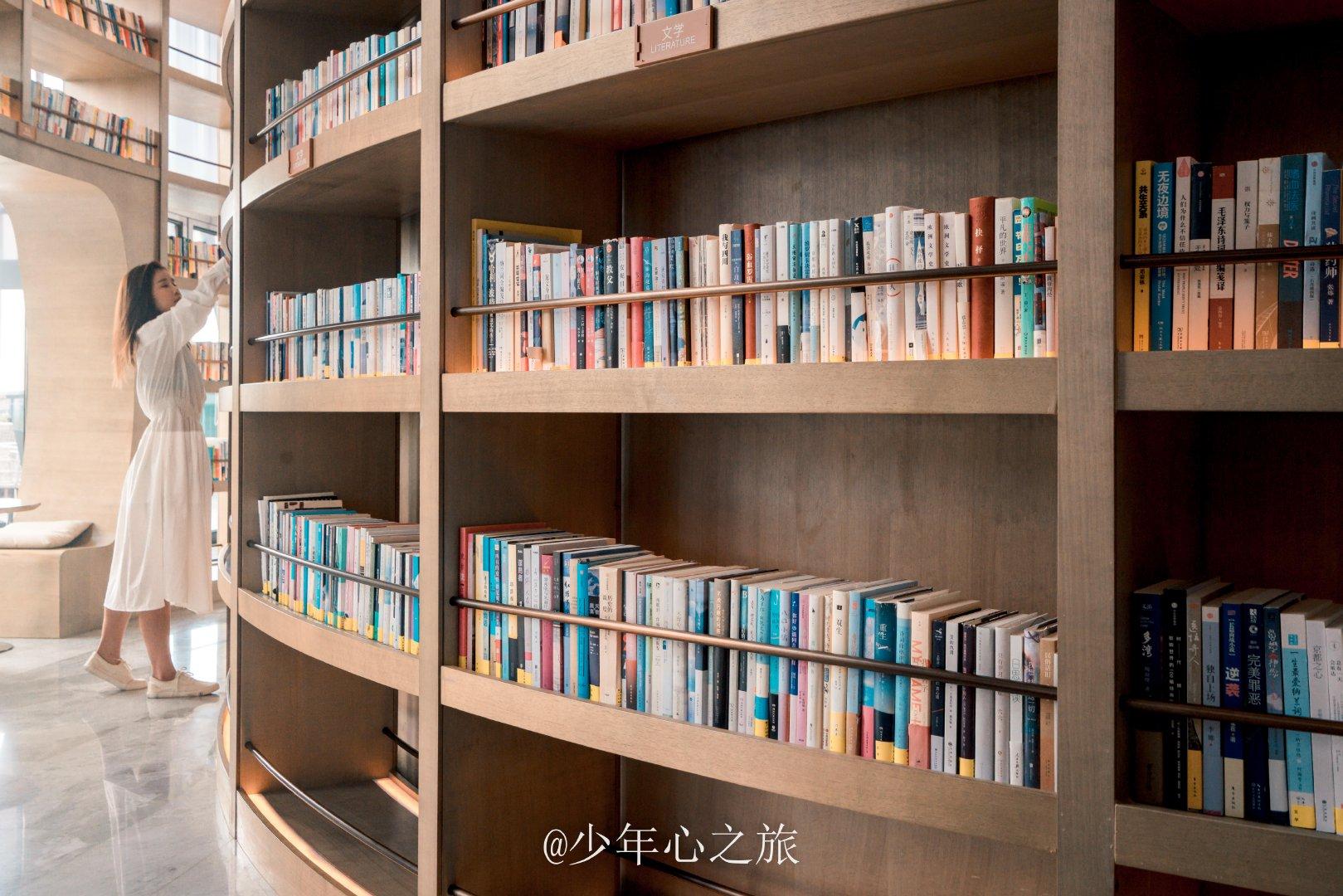 这应该是三亚 颜值最高的书馆了吧