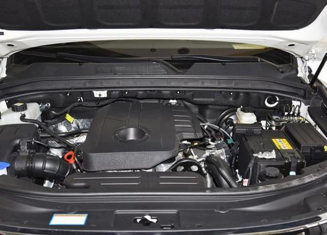 这款越野,比普拉多还大,配2.2T柴油+奔驰7AT,起售仅21万