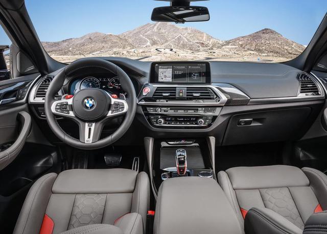 新款宝马X4 M上市,比奔驰更适合驾驶者的一款车!