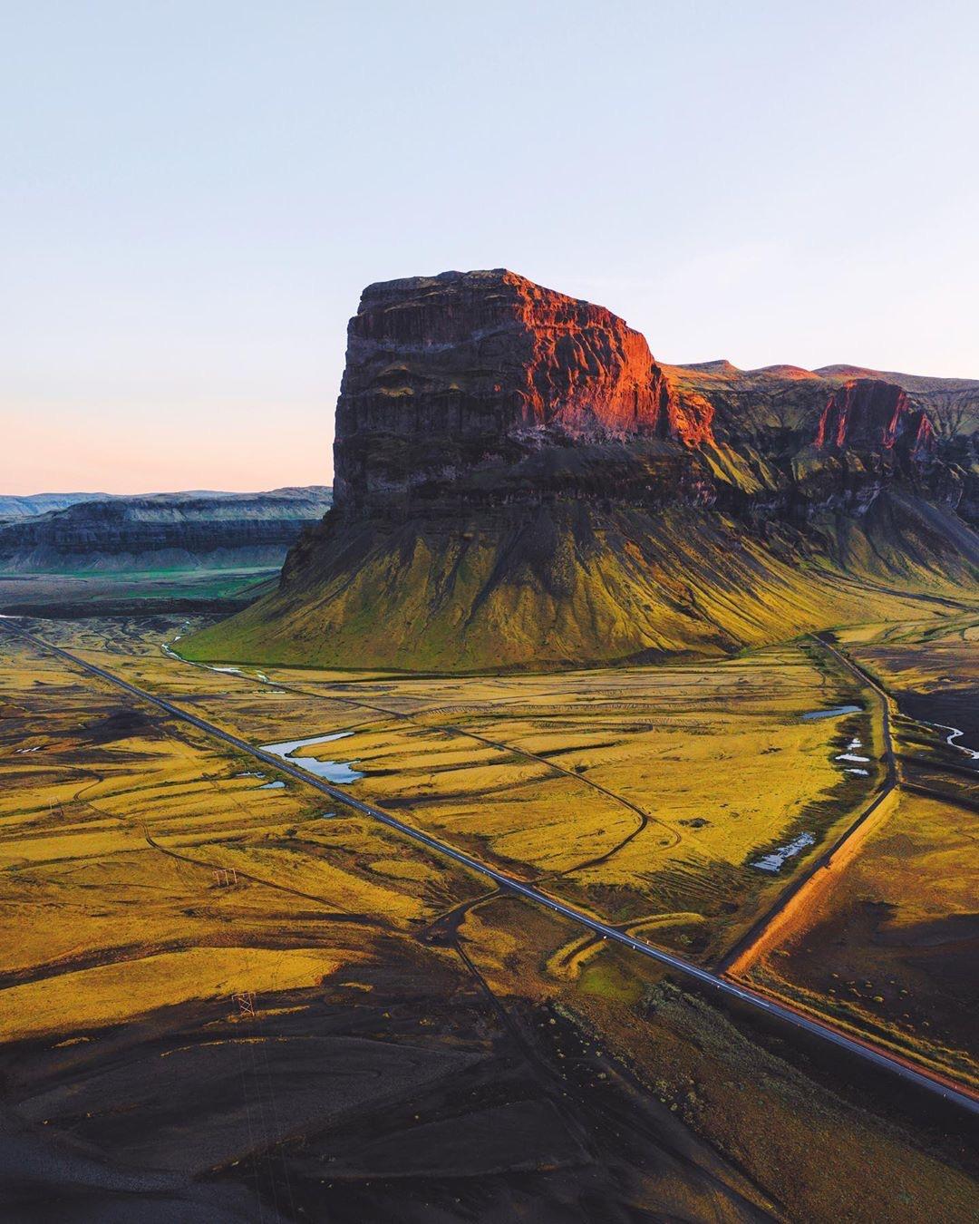 冰岛,一种走到世界尽头的感觉