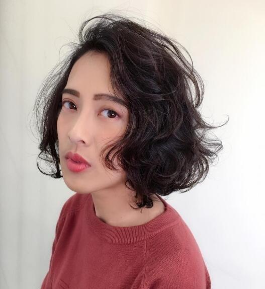 2019年最流行什么样的短发? 5款时髦短发打造你的女神图片