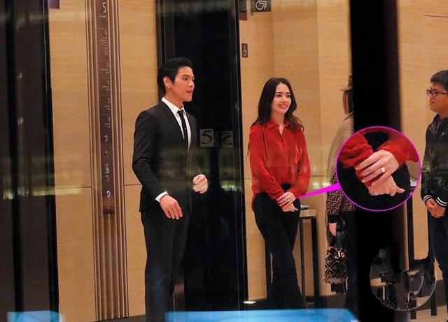 向佐亲自回应求婚郭碧婷:我不想错过她,入行那么久都没被污染!