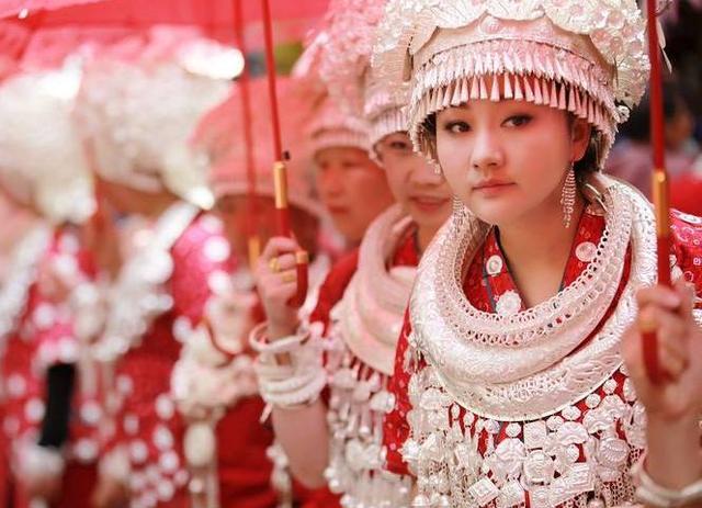 汉族和苗族是否可以结婚,苗族姑娘这样回答,让人心里很暖