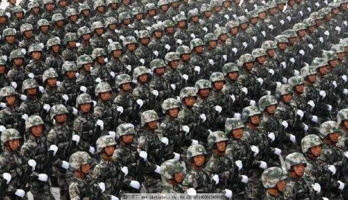 中国2019阅兵将出大手笔,美称是世界上最威风军队,