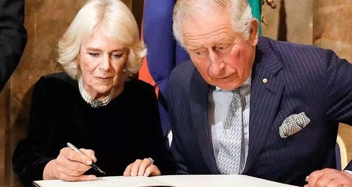 外媒传查尔斯和卡米拉离婚让王室震怒!