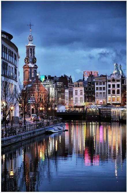 北方威尼斯-阿姆斯特丹