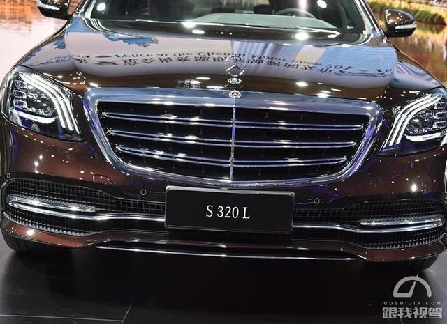 一台四缸的S级 奔驰你好意思卖84万?