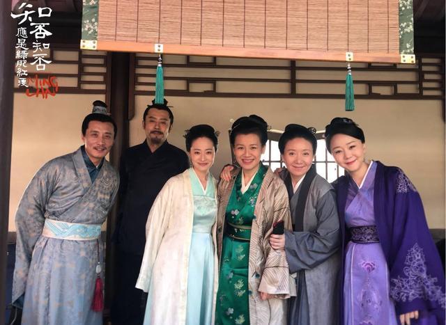 出道20年的林小娘,出道26年的王大娘,赵丽颖不仅旺夫还旺妈