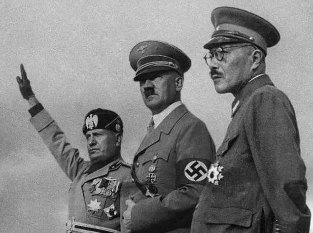 二战轴心国失败,其实是因为分赃不均,最终计划被全盘打乱!