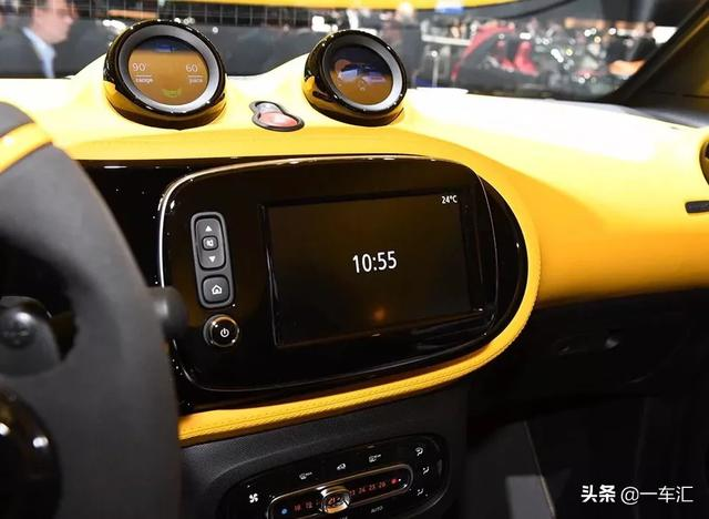 Smart欲开启电动时代,这辆车若能量产,会不会成为爆款