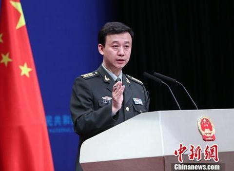 """美军方高官渲染""""中国军事威胁论"""" 国防部:坚决反对!"""