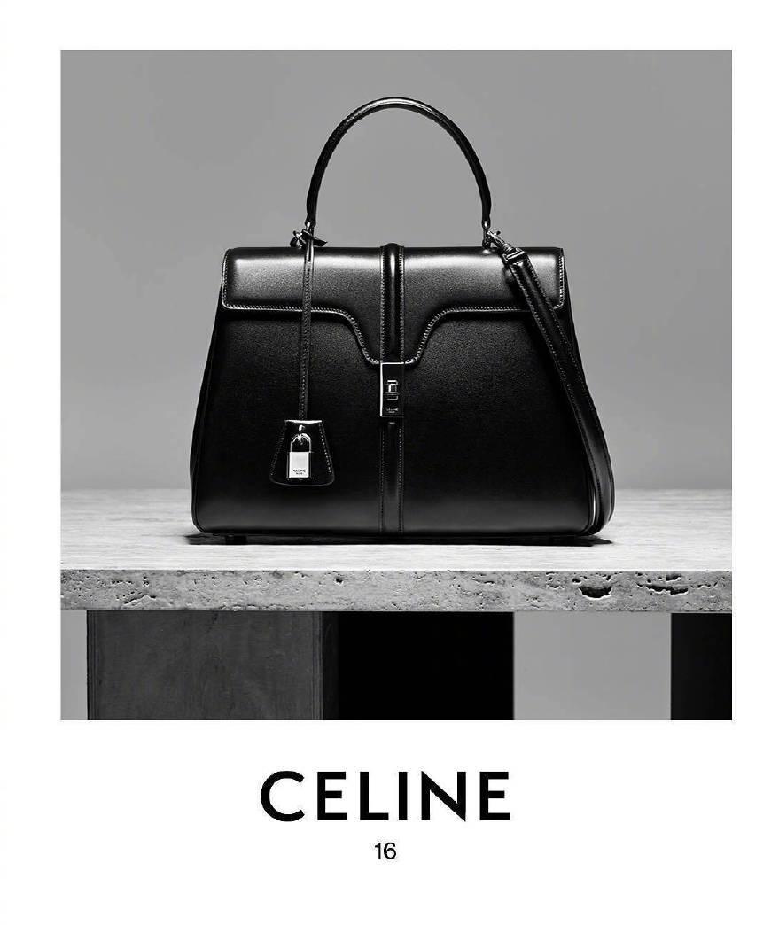 CELINE2018新款包包遭吐槽,国外网友:像街边