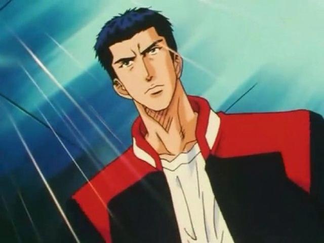 《灌篮高手》中三井寿的单挑能力跟流川枫比究竟怎么