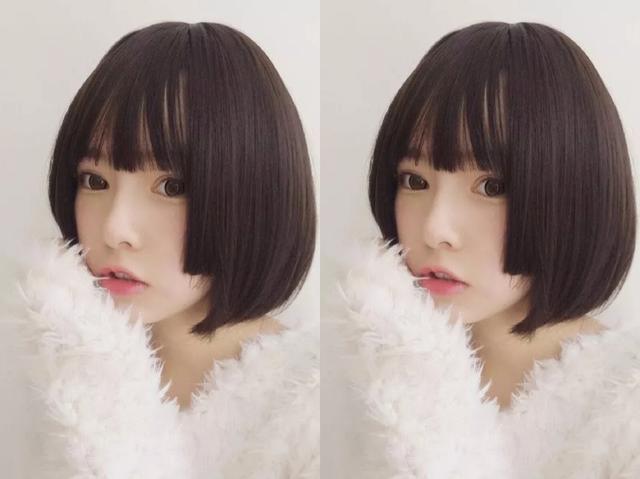 今年流行的公主姬刘海发型火了,这5款不挑脸型超级显脸小!