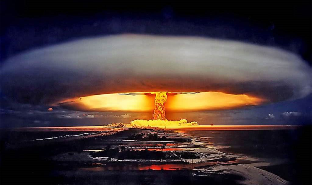 如果核弹爆炸,普通人如何在核武器爆炸范围内逃出生天