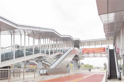 南宁BRT2号线年内试运营:每个站点有电梯 可扫码支付