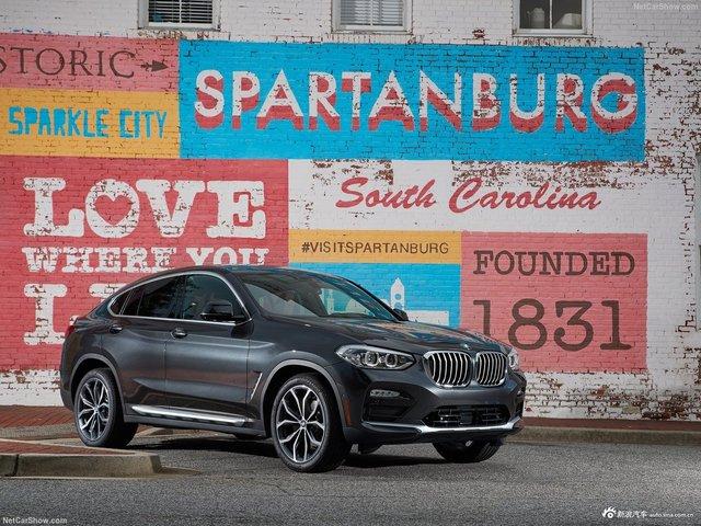 实拍|2019款宝马X4 x-Drive30i  个性张扬的轿跑SUV