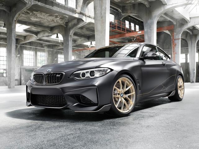 图集|宝马M2 M Performance概念车发布 性能大幅提升
