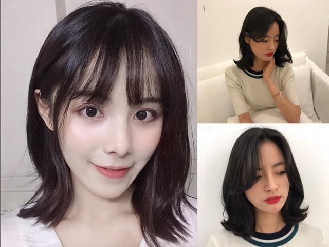 2018年最流行的短发发型,梳理起来方便,减龄又好看!图片
