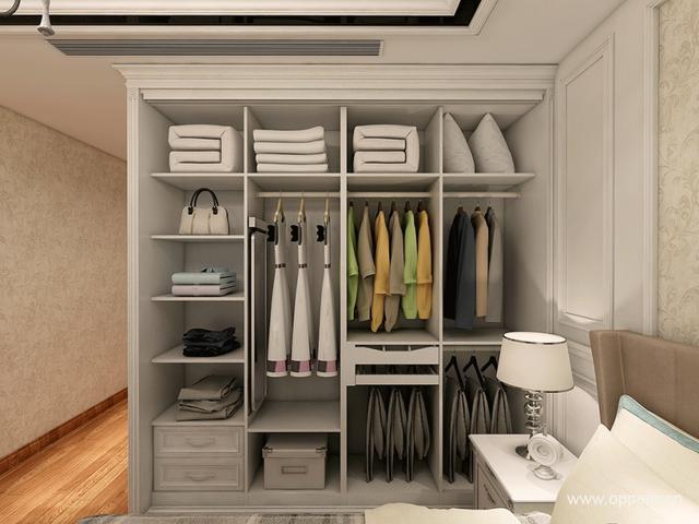 25款衣柜设计效果图 衣柜内部结构设计|密码锁|衣柜