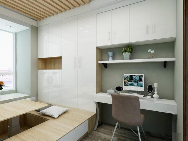 有了榻榻米,小房间也能变身多功能间!