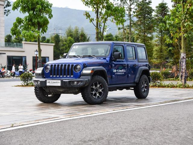 惨遭E-NCAP一星评级,硬派著称的Jeep牧马人为何如此不安全?