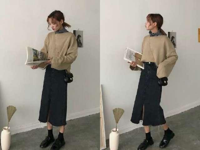 """今年春季""""露袜子""""搭配最流行,这样穿很时髦很美!"""