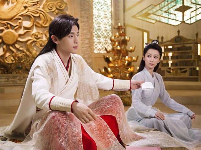 2018口碑好的五部电视剧:《香蜜沉沉烬如霜》和《大江