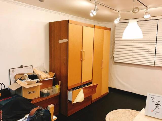 90后妹子花1万元改造出租房,小单间也能有客厅,餐厅厨房,卧室图片