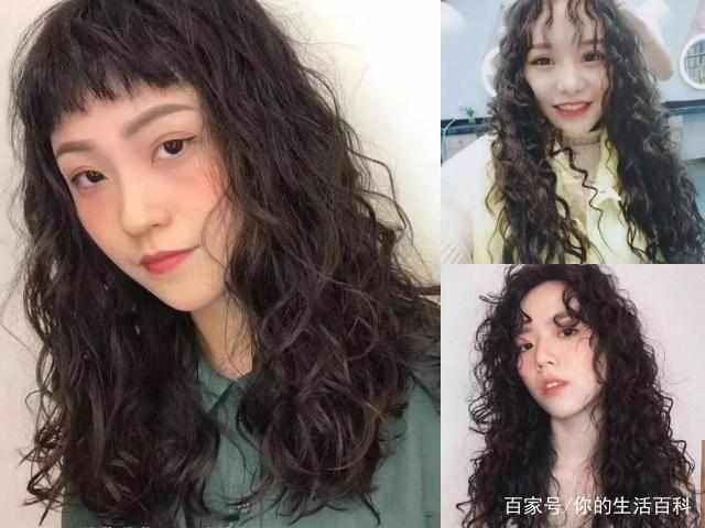 披肩的短发发型,这款发型也是很受欢迎的,而将你披肩短发烫个筷子烫图片