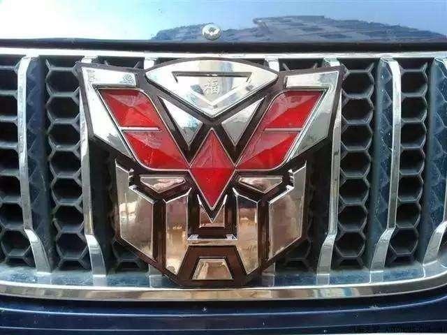恶搞汽车车标,你都看过哪些好玩或奇葩的?