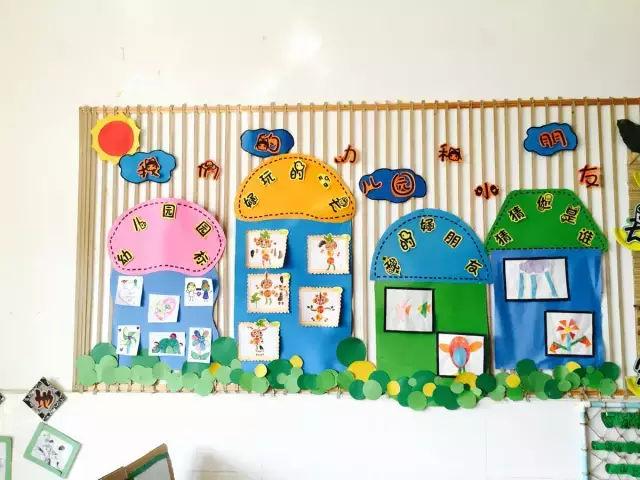 小小传承人:幼儿园环创主题墙设计方案