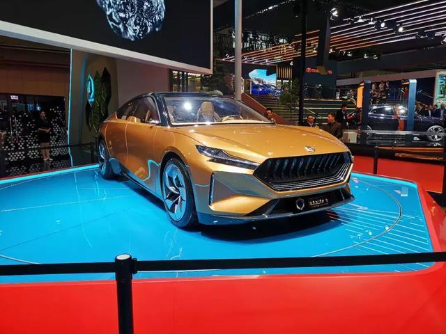 """这些名字真没咋听过!上海车展造车新势力里又多了几个""""新面孔"""""""