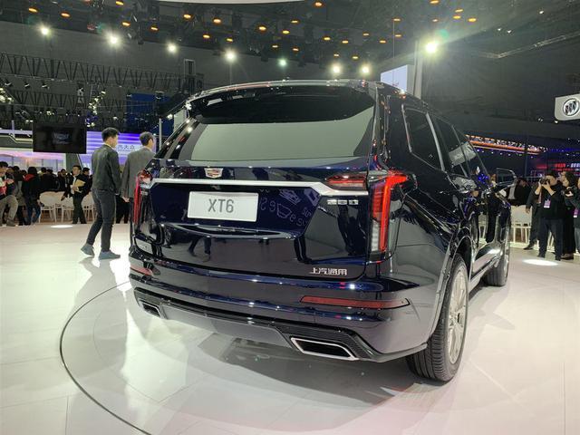 上汽通用凯迪拉克 XT6亚洲首发