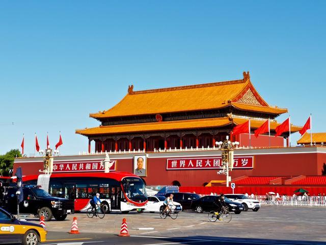 我和我的祖国:喜迎祖国70年华诞,美拍天安门广场